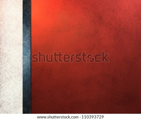 blue white and red background patriotic colors for use as election voting background template design of vintage grunge background texture illustration for 4th of July brochure or web template side bar