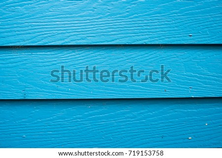 blue wood plank panel texture background #719153758