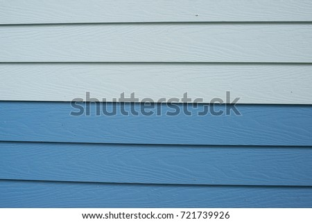 blue wood plank panel texture background #721739926