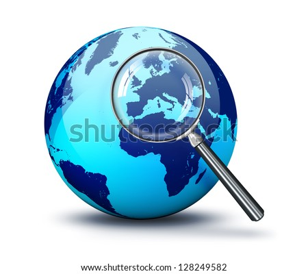blue World - focus on Europe