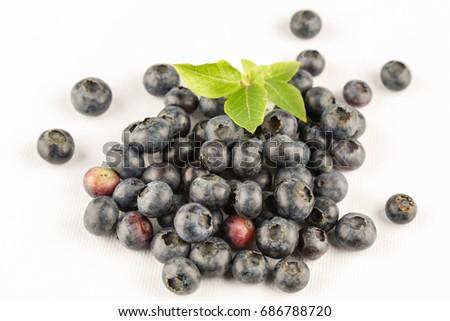 blueberry Stock fotó ©