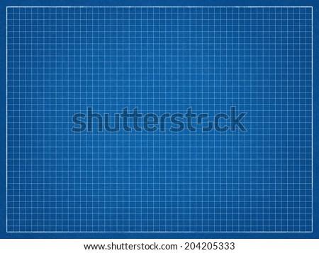 Blueprint paper grid