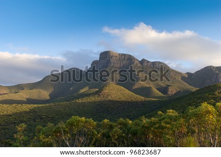 Bluff Knoll, Stirling Ranges