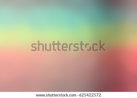 Blur Abstract Background Colorful Gradient Defocused Backdrop