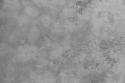 Blur abstract blank gray cement concrete texture wall for background and wallpaper with copy space.