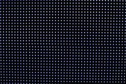 Blur background blue screen technology LED modern and beautiful.