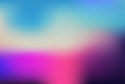 Blur Background Gradient with Noise Grain Effect