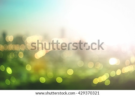 Blur big city concept. Aerial Amazing Beauty Light Hotel Asia Industry Market Soft Town Luxury Glow Sun Hope Office Nature Night Planing Capital Backdrop Economy Blurry Abstract Bright Supply Happy