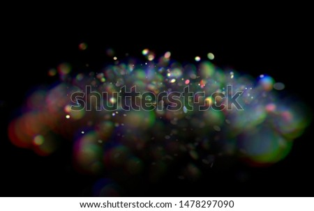 blur bokeh rainbow effects filter overlay creative colourful soft focus fog mist magical mystical beautiful arched shape effects lens effects #1478297090