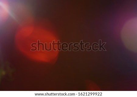 Photo of  Blur bokeh texture Including Lens flare