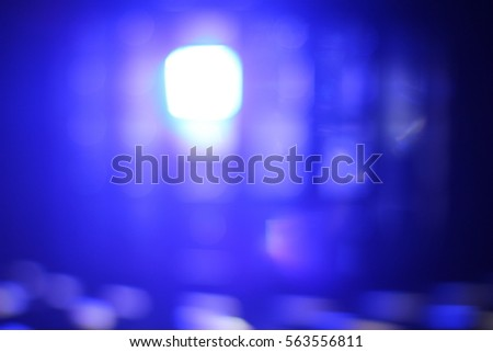 Blur glowing background. Glowing lights. Abstract blue background #563556811