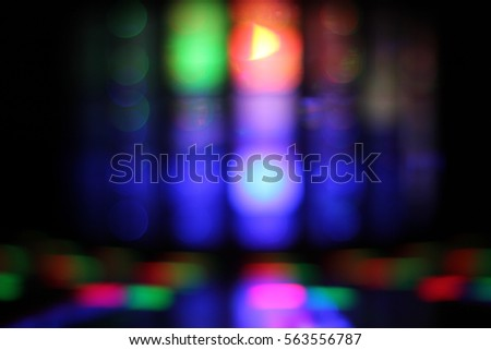 Blur glowing background. Glowing lights. Texture background. #563556787
