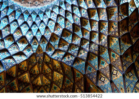 blur in iran abstract texture...