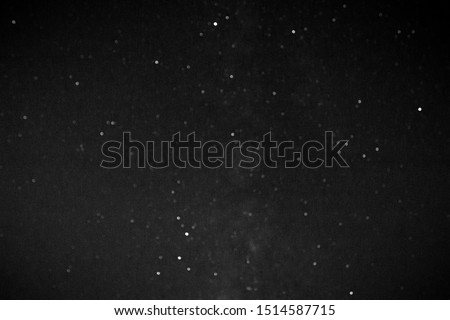 Blur milky way, Abstract grunge photocopy texture background, Illustration. #1514587715