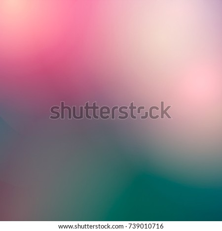 Blured colorful vector background #739010716