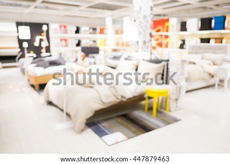 Free Photos People Shopping Home Decor In Department Store Blur