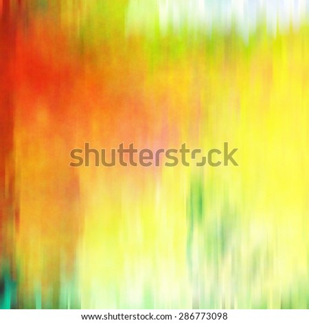 Blurred abstract background in autumn colors