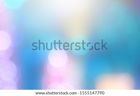 Blurred backdrop, blurred background, circle blur, bokeh blur from the light shining through as a backdrop and beautiful computer screen images. #1555147790