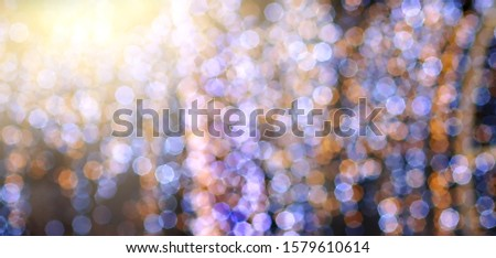 Blurred backdrop, blurred background, circle blur, bokeh blur from the light shining through as a backdrop and beautiful computer screen images. #1579610614
