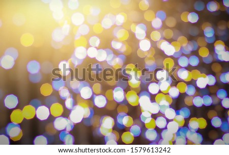 Blurred backdrop, blurred background, circle blur, bokeh blur from the light shining through as a backdrop and beautiful computer screen images. #1579613242