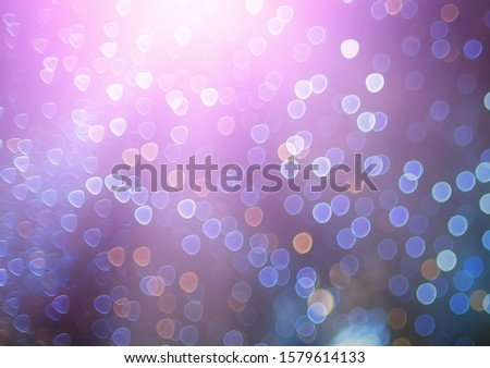 Blurred backdrop, blurred background, circle blur, bokeh blur from the light shining through as a backdrop and beautiful computer screen images. #1579614133