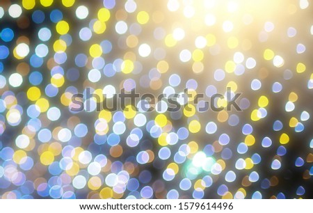 Blurred backdrop, blurred background, circle blur, bokeh blur from the light shining through as a backdrop and beautiful computer screen images. #1579614496