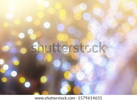 Blurred backdrop, blurred background, circle blur, bokeh blur from the light shining through as a backdrop and beautiful computer screen images. #1579614631