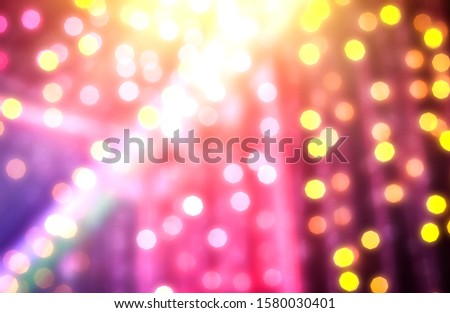 Blurred backdrop, blurred background, circle blur, bokeh blur from the light shining through as a backdrop and beautiful computer screen images. #1580030401
