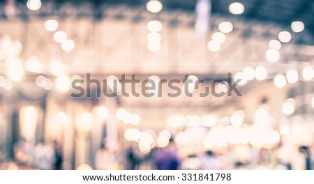 blurred background  crowd of...