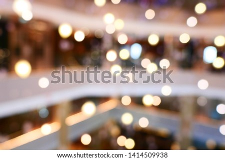 blurred background with bokeh / blurred bokeh background texture #1414509938