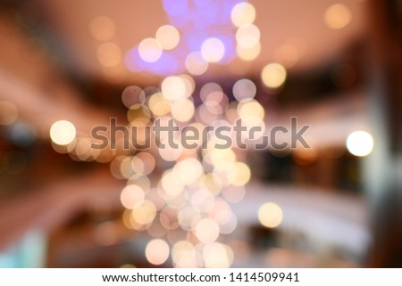 blurred background with bokeh / blurred bokeh background texture #1414509941
