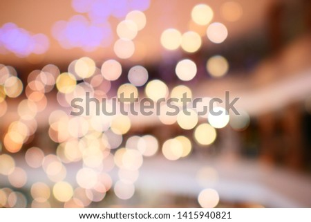 blurred background with bokeh / blurred bokeh background texture #1415940821