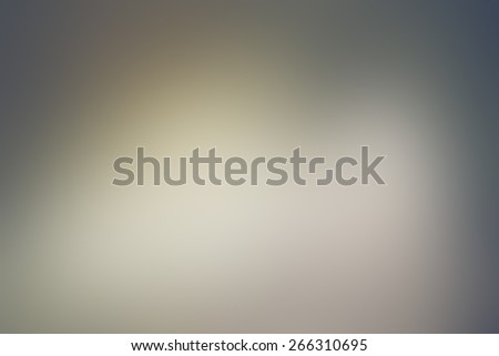 Blurred Blue and Yellow Organic Shape Background #266310695