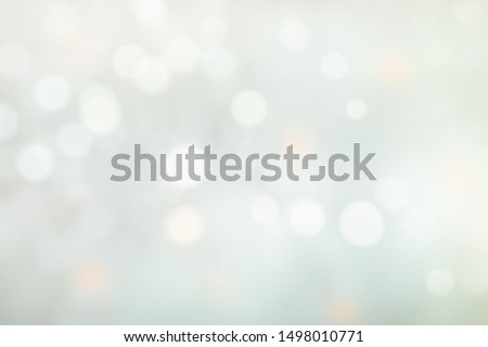 BLURRED LIGHTS BACKGROUND, SOFT TWINKLY CIRCLES