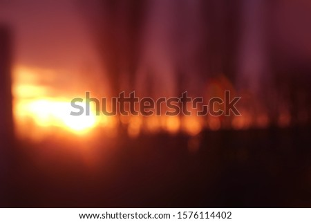 blurred lilac, orange magenta background with lights and highlights, concept of optical illusions, halo #1576114402