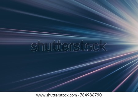 BLURRED MOTION BACKGROUND #784986790