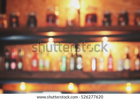 Blurred of bar #526277620
