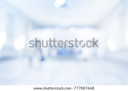 BLURRED OFFICE BACKGROUND
