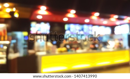 Fast-food-counter Images and Stock Photos - Avopix com