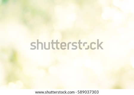 Blurred soft bokeh abstract background - Shutterstock ID 589037303