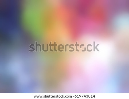 blurry abstract background of gradient color