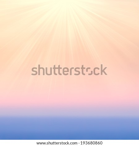 Blurry abstract  gradient backgrounds with sunlight. Smooth Pastel Abstract Gradient Background