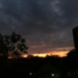 blurry pics of the sky
