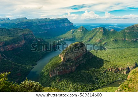 Blyde River Canyon 3 #569314600