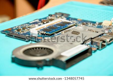 Board, computer, electronics, equipment repair, computer board, soldering, repair, service center, tablet, laptop, laptop repair technician, it #1348057745