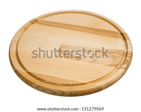 board for bread and pizza