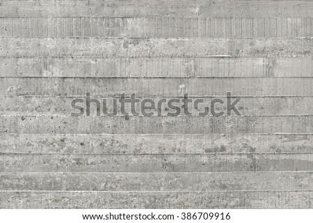 Board Formed Concrete Texture