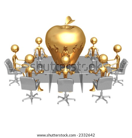 Board of Education - stock photo