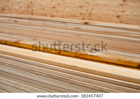 boards construction carpentry #382457407