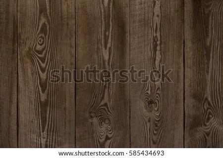 Boards wood. Dark brown texture #585434693